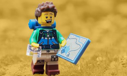Devenez prof de LEGO pour 8000€ / MOIS