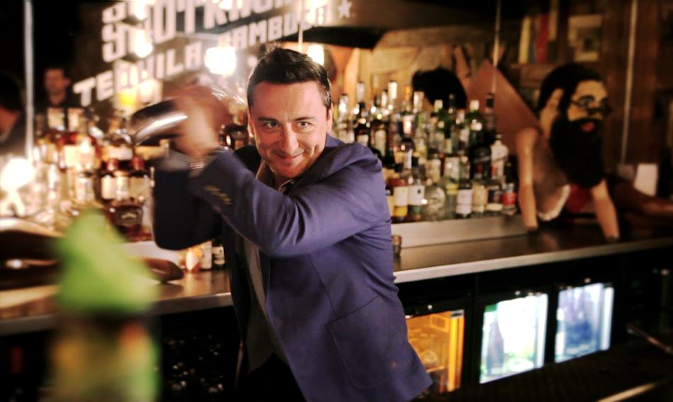 Barman hra