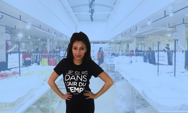 Portrait #2 Sanah – Découvrir l'univers du luxe à 18 ans