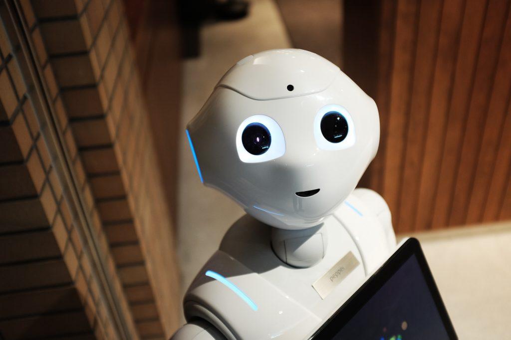 Exemple de robot automatisé
